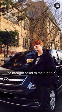 BTS || Jin snap