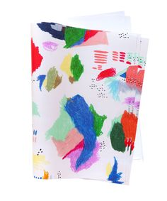 Abstract Wrapping Paper