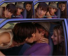 "Joseph Gordon-Levitt, Jeff Licon, and Michelle Trachtenberg portray the characters of Neil McCormick, Eric Preston, and Wendy respectively in the movie ""Mysterious Skin""......."