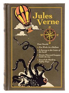 2013 IBPA Benjamin Franklin Award Silver Finalist in Gift Books Legendary science fiction and adventure author Jules Verne is remembered for his fascinating stories of travel and excitement. With coun