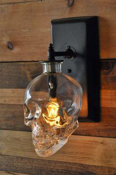 Bem Legaus!: Luz de crânio