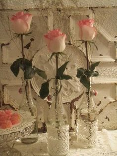 50+ Construction - Decorations with doilies-LACES | SOULOUPOSE THE