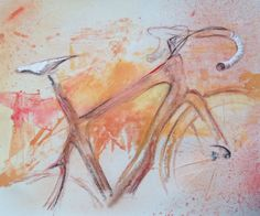 L'essenziale - Acrilico su tela - c. 100 x 70 - 2014