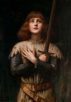 Joan of Arc - Paul de la Boulaye