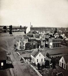 Cairo, Illinois, circa 1861, zoomable image