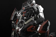 ArtStation - RACER/2 SPLINTER _detail, Yeong Jin Jeon