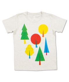 love the simple shape. tee by Saori Oguchi
