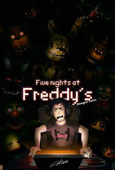 Five nights at Freddy's - Markiplier's Edition by CKibe on DeviantArt