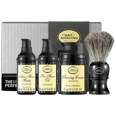 Father's Day Gift Inspiration:  The Art of Shaving-The 4 Elements of the Perfect Shave™ #FathersDay #Gifts #GiftIdeas