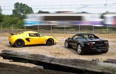 Lotus Exige S2 & Lotus Elise S1