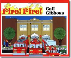 by Gail Gibbons (Illustrator). Fire Safety books for kids. Fire Safety For Kids, Fire Safety Tips, Fire Safety Week, Child Safety, Community Workers, Community Helpers, Science Week, Science Books, Fire Prevention Month