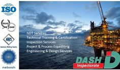 We offer and deal in wide range of Inspection Services such as stress relieving service, training & certification for ndt, piping inspector course, third party inspection service, welding consultation service,skid fabrication,ISO  certification,Painting Inspector course  training,for more information visit our website.
