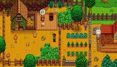 Stardew Valley by ConcernedApe Notre article : http://www.linventioncollective.com/stardew-valley/ https://www.facebook.com/StardewValley/