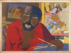 Jacob Lawrence at the Whitney Museum