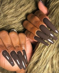 """fe1340e6a60 NAILS bY SiLKY 💅🏾 on Instagram  """"Book your appt by clicking on easy"""