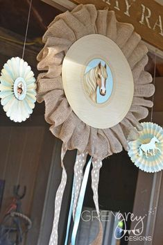 Show Pony, Pony, Horse, Equestrian Birthday Party Ideas | Photo 3 of 34 | Catch My Party
