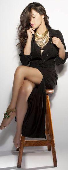 "Maite Perroni<span class=""EmojiInput mj40"" title=""Heavy Black Heart""></span>️"