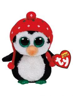 Freeze Penguin 6 Inch Beanie Boo