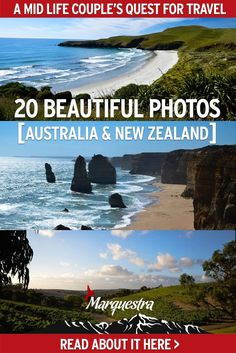 Photo-Essay: 20 beautiful photos attempting to capture Oceania.  Travel to Oceania | Beautiful pictures of Oceania | Australia pictures | New Zealand pictures