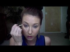 glowing spring time makeup tutorial