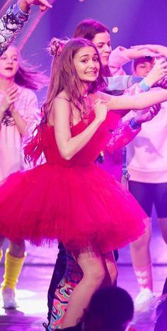 Ariana Grande, Harajuku, Unicorn, Tulle, Stars, Anna, Instagram, Fashion, Moda