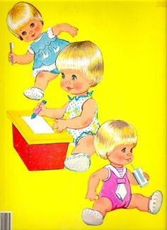 Paper Dolls~Baby This n That - Bonnie Jones - Picasa Web Albums