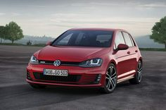 Volkswagen Golf VII GTD power