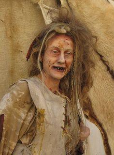 beggar woman | Sweeney Todd Inspiration Makeup | Pinterest | Small ...