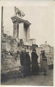Γυναίκες στον Κεραμεικό τη δεκαετία του '20.