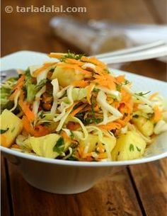 This healthier version of traditional coleslaw is full of powerful fighter vitamins a and c which block many of the deleterious effects of elevated glucose levels.