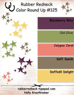 Color Round Up