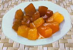 Dulce de Lechoza (papaya)