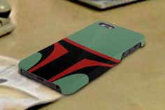 boba fett helmet 3D iPhone Cases for iPhone 4iPhone by TREEDECASE, $16.00