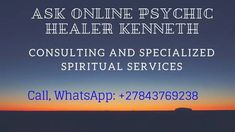 Wiccan Love Spells Chants South Africa Love Spells Celebrity Psychic Guide Healer Kenneth, Call / WhatsApp Based In Greater Johannesburg Real Psychic Readings, Love Psychic, Psychic Test, Are Psychics Real, Best Psychics, Love Spell Chant, Reading Website, Spiritual Advisor, Spiritual Guidance