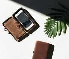 Minimalistic, functional and unique. Mandel's Portphonette as a classy touch to…