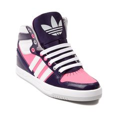 Shop for Womens adidas Court Attitude Athletic Shoe in Pink Purple White at Shi by Journeys. Shop today for the hottest brands in womens shoes at Journeys.com.