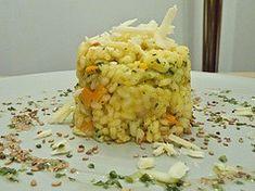 Recept na pravé italské rizoto