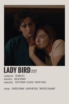 Alternative Minimalist Movie/Show Polaroid Poster - Lady Bird - 5016 Wallpaper Iconic Movie Posters, Minimal Movie Posters, Movie Poster Art, Iconic Movies, Film Posters, Vintage Music Posters, Film Polaroid, Polaroids, Polaroid Display