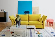 Image result for vitra design museum sofa rug