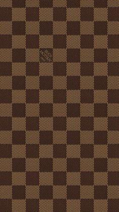 Louis Vuitton Iphone Wallpaper, Dope Wallpaper Iphone, Hype Wallpaper, Apple Watch Wallpaper, Brown Wallpaper, Cellphone Wallpaper, Checker Wallpaper, Monogram Wallpaper, Hypebeast Wallpaper