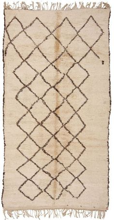 Would love a Berber carpet, still kicking myself that I didn't buy one in Morocco from Maryam...