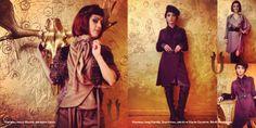 Collection Purna 2014 - Boléro, robe et par-dessus