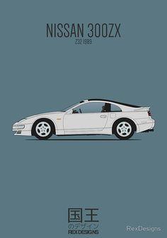 Nissan 300ZX Z32 Fairlady