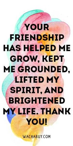 #quote #inspiration / Inspiring Friendship Quotes For Your Best Friend #inspiringquotes