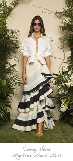 Johanna Ortiz » Resort '17 - I love the skirt