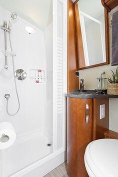 Leisure Travel Vans - Serenity - Washroom