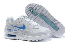 wholesale dealer c7695 047ca Buy Womens Nike Air Max Ltd 2 White Blue Lastest from Reliable Womens Nike  Air Max Ltd 2 White Blue Lastest suppliers.Find Quality Womens Nike Air Max  Ltd 2 ...