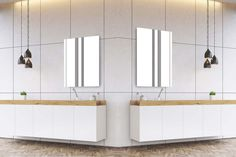 The New Modello Medicine Cabinet from SIDLER