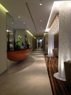 Reception Desk & Lobby Area, London Serviced Apartments