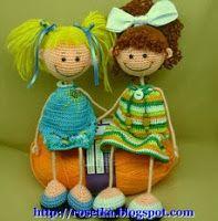 muñecas amigurumis patrones gratis - Ask.com Image Search